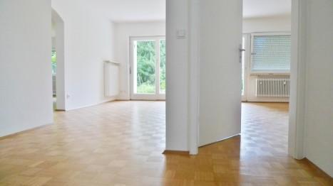 5 Zimmer München - Essbereich