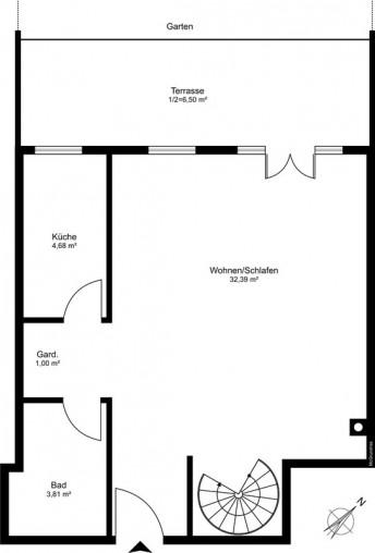 Hausverwaltung 2 Zimmer München