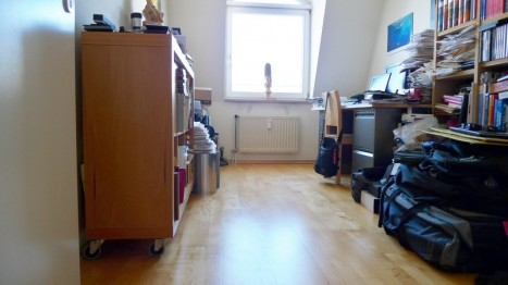 Mietverwaltung einer großen Wohnung in München