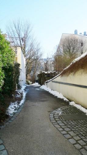 Hausverwaltung einer Wohnung in München