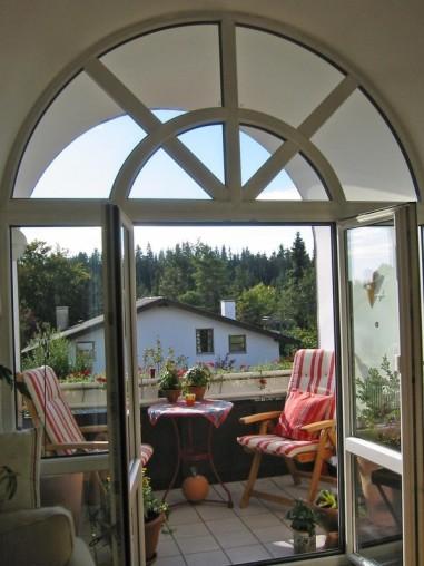 Balkon 2 Zimmer Hausverwaltung München