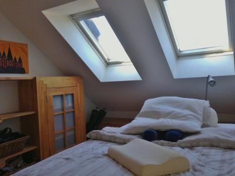 2 Zimmer München - Schlafzimmer