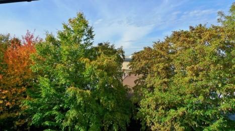 Ausblick aus einer 3 Zimmer Wohnung in München