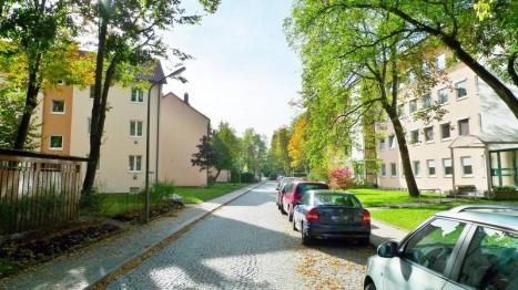 3-Zimmer-Wohnung in ruhiger Straße
