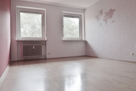 Kinderzimmer in einer großen 3-Zimmer Wohnung in München