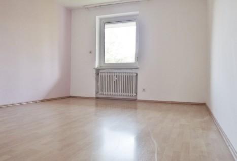 Schlafzimmer in einer Münchner 3-Zimmer Wohnung