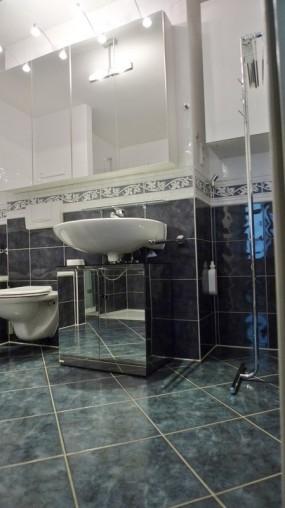 ebenerdiges Badezimmer